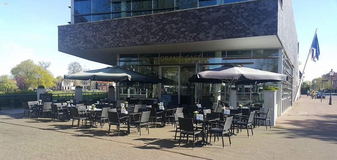 Grand café de Heeren van Coevorden pand
