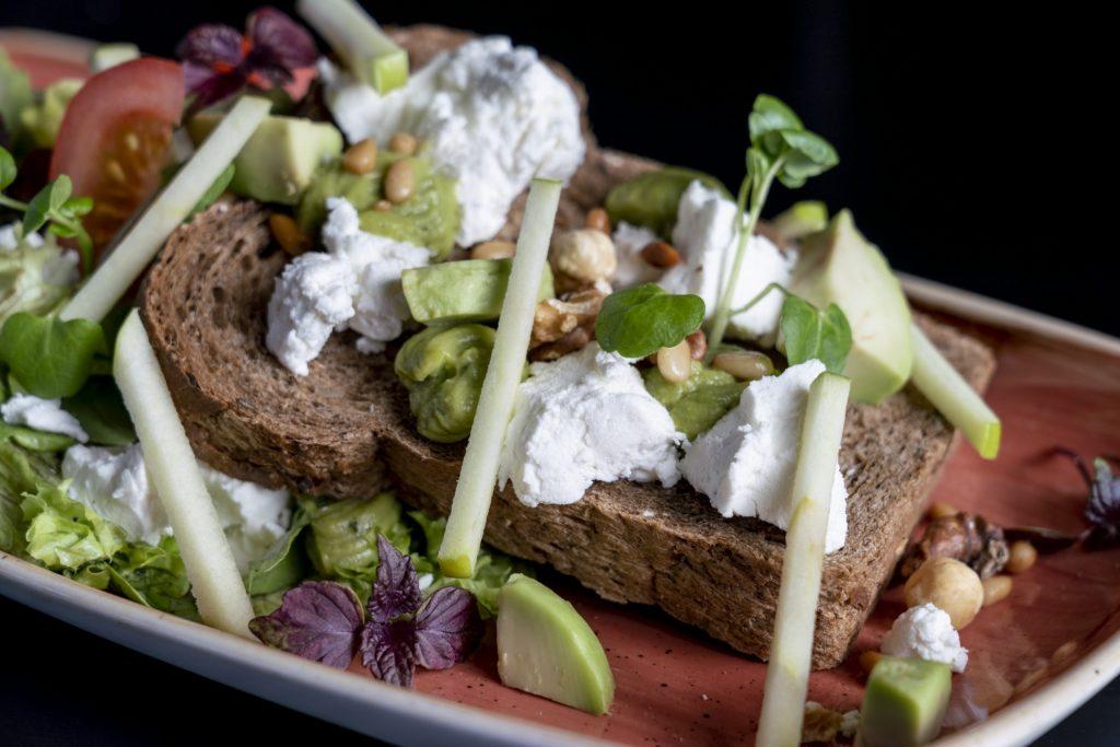 Lunchkaart Grand café de Heeren van Coevorden