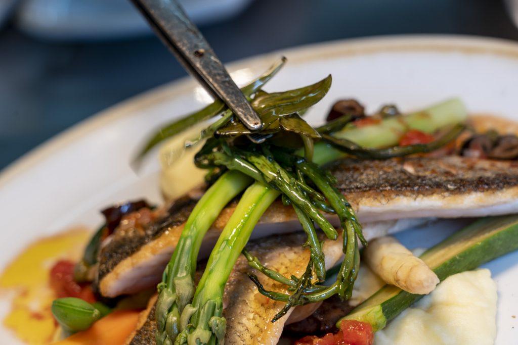 Diner dinerkaart Grand café de Heeren van Coevorden