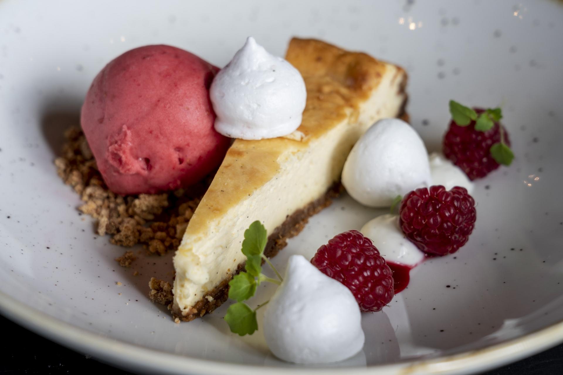 Dessert Grand café de Heeren van Coevorden