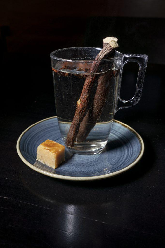 Koffie thee Grand café de Heeren van Coevorden