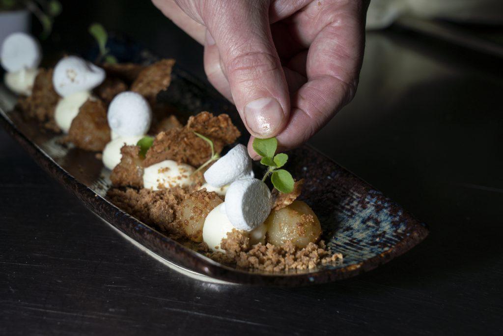 Dessert Diner Grand café de Heeren van Coevorden